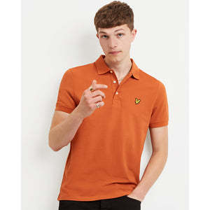 Lyle & Scott Polo Shirt - Tobacco