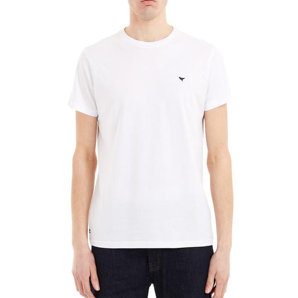 Weekend Offender Enzo T-Shirt - White