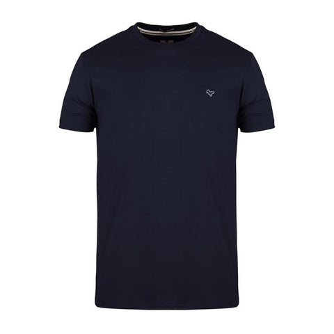 Weekend Offender Enzo T-Shirt - Navy