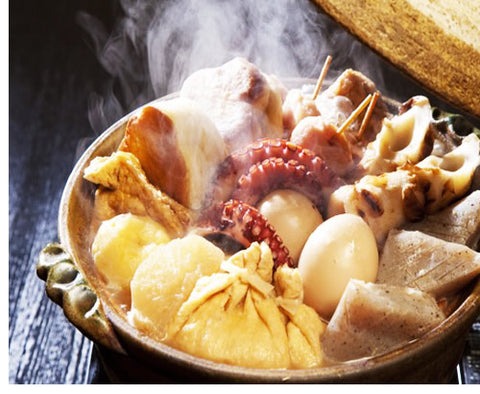 Oden A Japanese Winter Dish