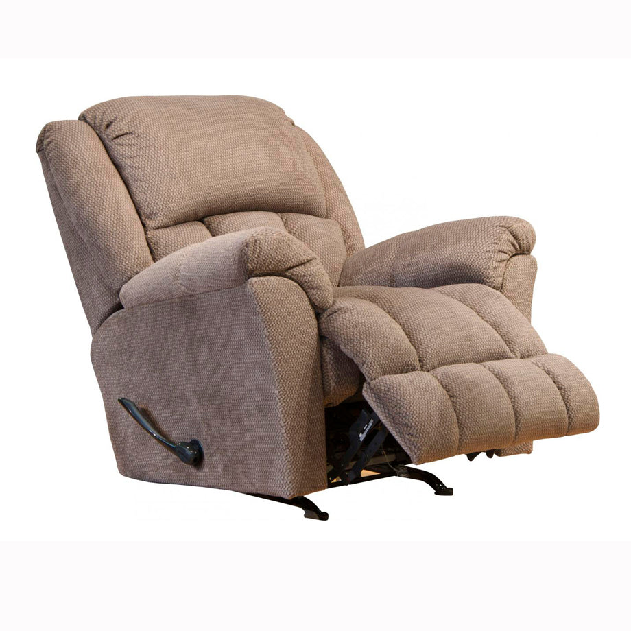 Catnapper Bingham Rocker Recliner with Deluxe Heat and Massage