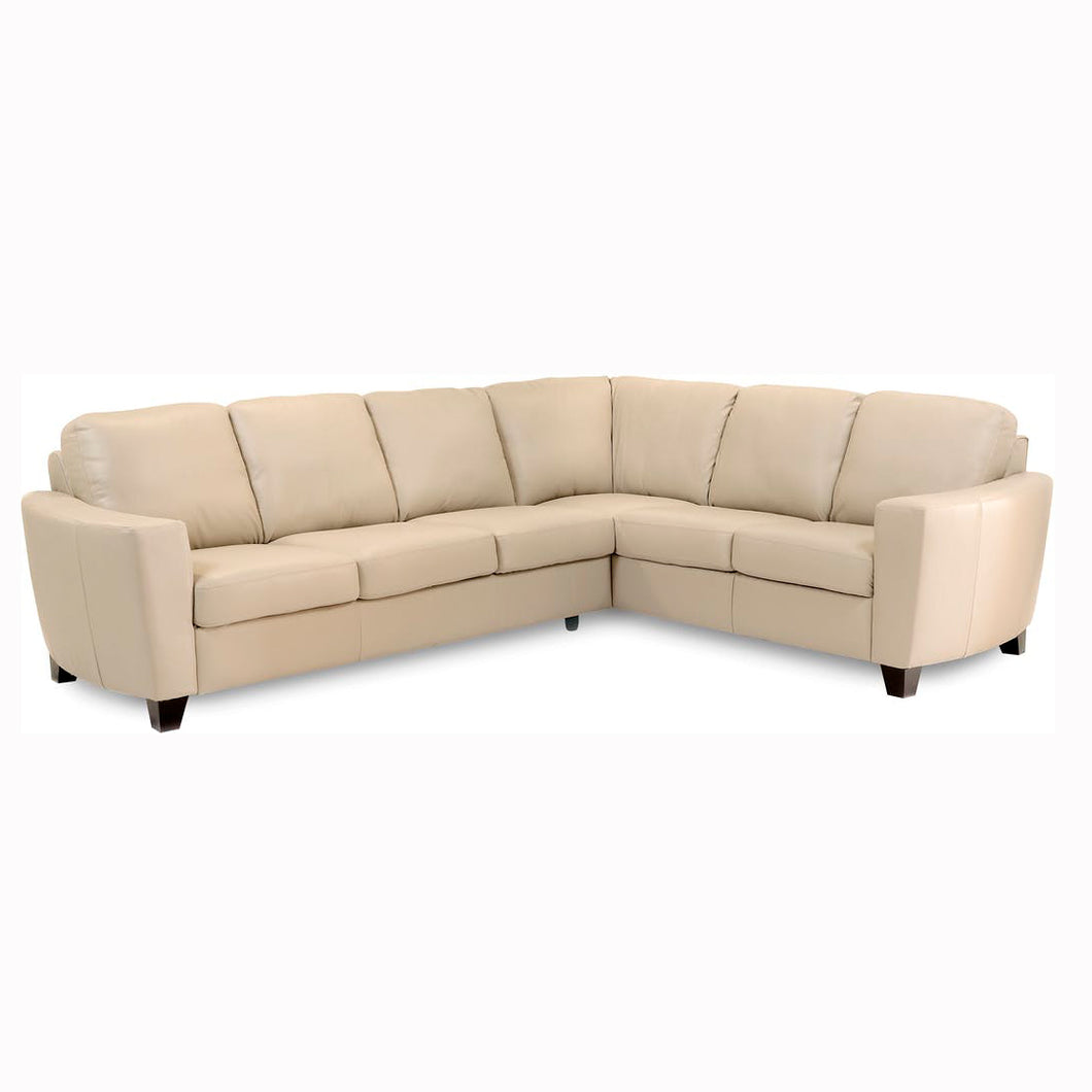 Palliser Leeds Sectional (Two-Piece)