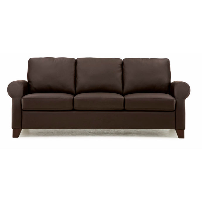 Palliser Ottawa Leather Sofa