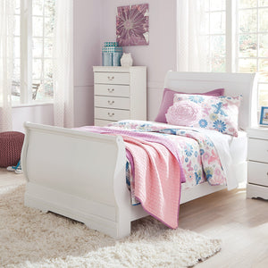Ashley Anarasia Single Sleighbed