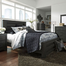 Ashley Brinxton Queen Bed