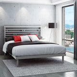 Amisco Orson Queen Bed