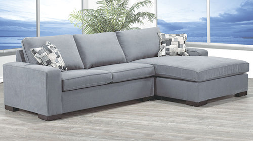 Starcraft Chaise Sofa (Two-Piece)