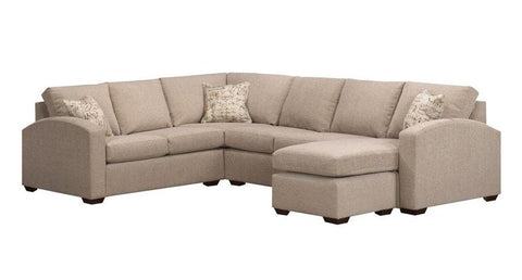 Starcraft Chaise Sectional (Two-Piece)
