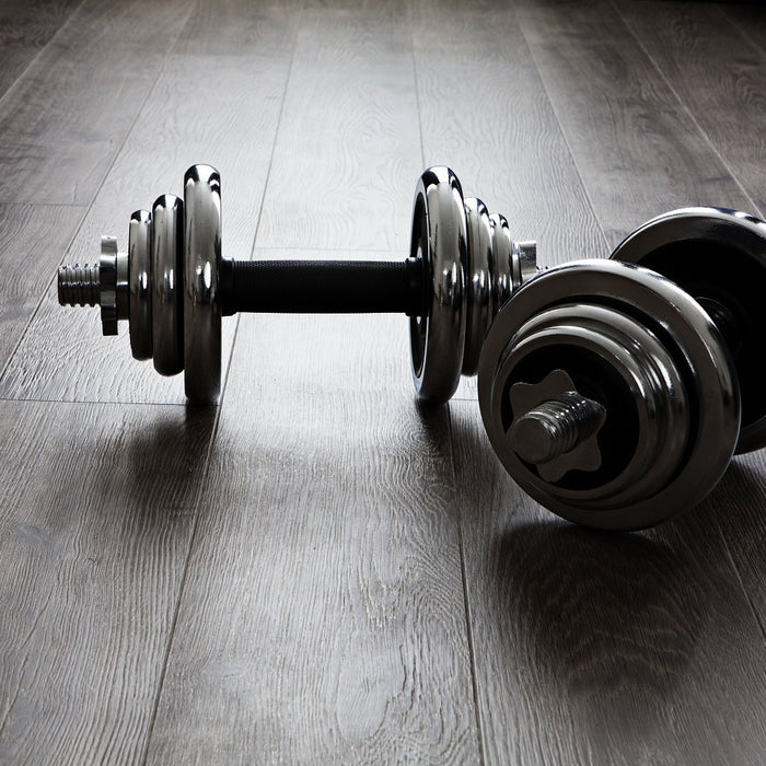 8 Unusual Ways To Use Dumbbells