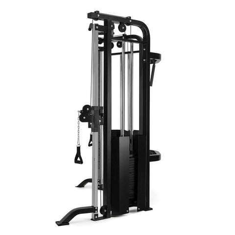 Image of FT40 Cable Crossover Steel Multi Station Fitness At Home Lifespan Fitness Afterpay Zip Australia
