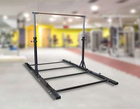 Image of Stainless Steel Horizontal Bars For Pull And Chin Up Gymnastics