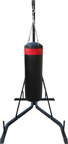 Image of Freestanding 37kg Punching Bag Filled Heavy Duty $365.00 AUD Fitness At Home Afterpay Zip