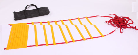 Image of 9m Agility Speed Training Ladder Afterpay Buy Now Australia Fitness at  home