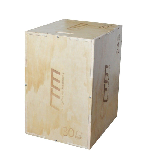 3 IN 1 Wood Plyo Games Plyometric Jump Box Afterpay Buy Now Australia Fitness at  home