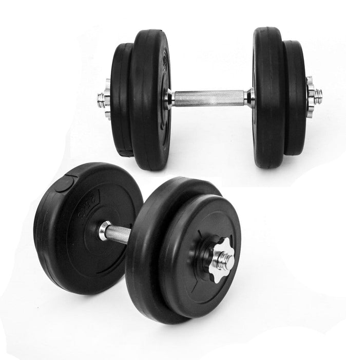 20KG Dumbbell Adjustable Weight Set Afterpay Buy Now Australia Fitness at home