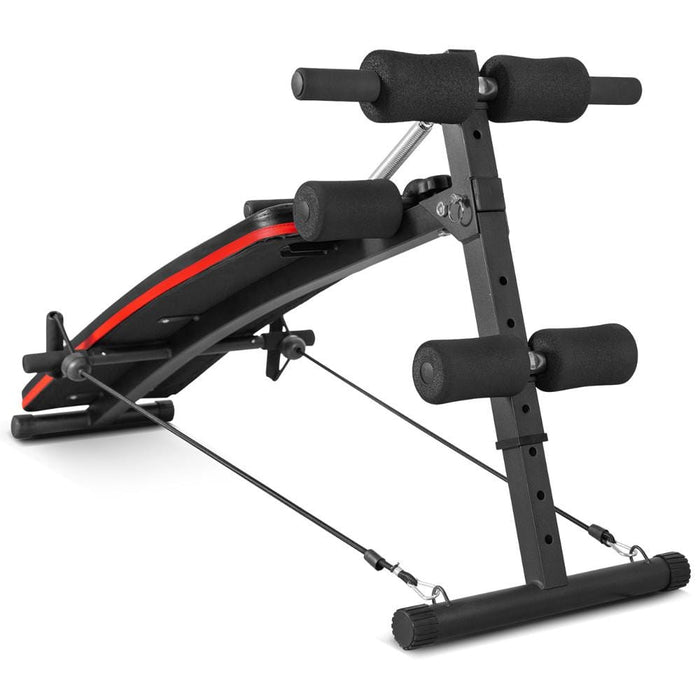 AB10 Sit Up Steel Frame Bench By Cortex Fitness At Home Lifespan Fitness Afterpay Zip Australia