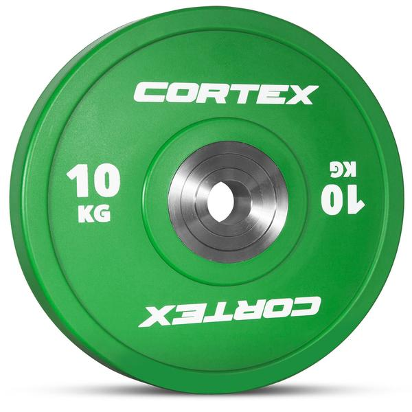 WP51 Competition PU Olympic Plate 50mm 10kg (2 Pack)