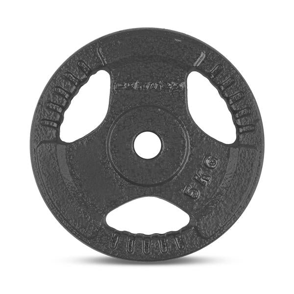 Cortex 40KG Tri Bar 25mm Standard Weight Set