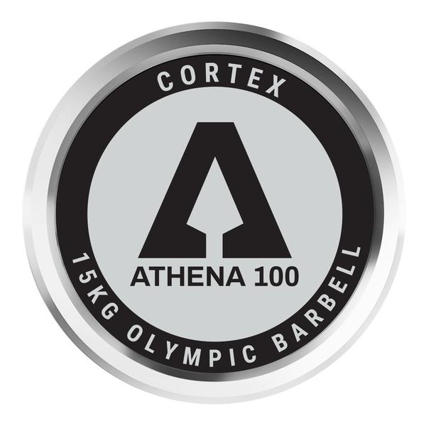 Cortex Athena100 200cm 15KG Womens Olympic Barbell