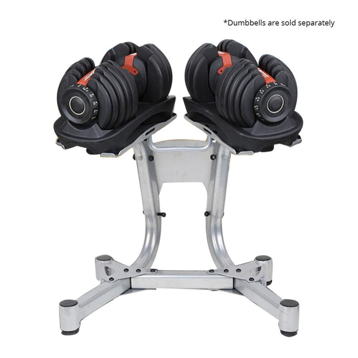 Adjustable Dumbbell Stand Only Afterpay Buy Now Australia Fitness at home
