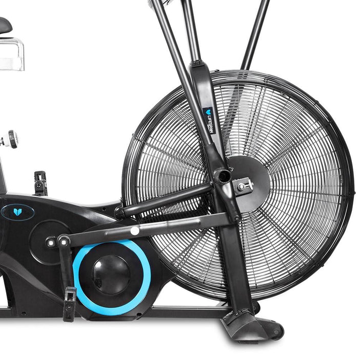 EXER-90H Exercise Air Bike By Lifespan Fitness Afterpay Buy Now Australia Fitness at  home