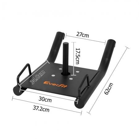 Fitness Power Sled - Black Afterpay Buy Now Australia Fitness at  home