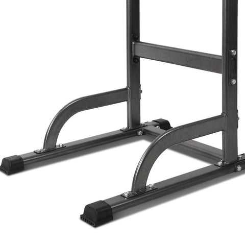 Everfit Chin Up Flat With Bench Station Steel Frame Fitness At Home Australia Afterpay Zip
