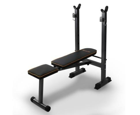 Everfit Multi Level Weight Bench Fitness At Home Australia Bench Press Afterepay Zip