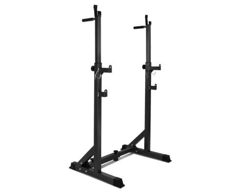 Everfit Adjustable Easy To Assemble Squat Rack Fitness At Home Australia Free Shipping Squat Rack