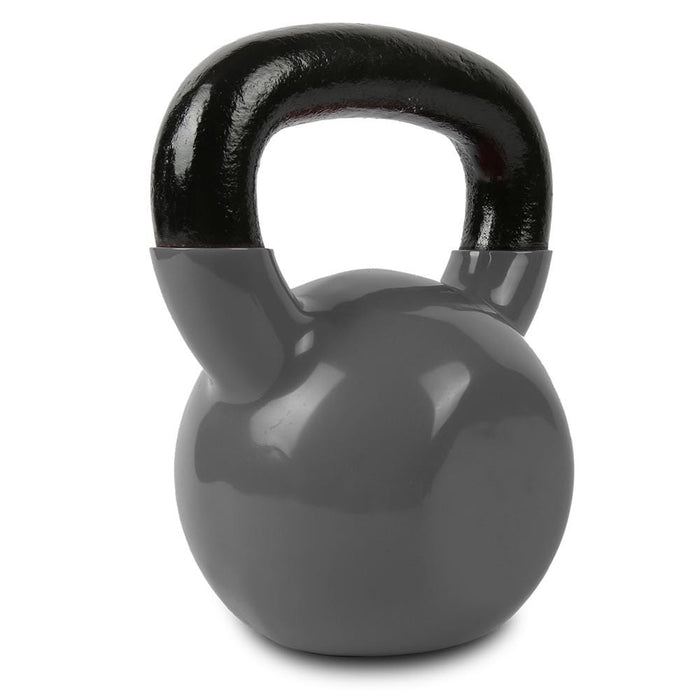 Kettlebell 16kg Vinyl Afterpay Buy Now Australia Fitness at home