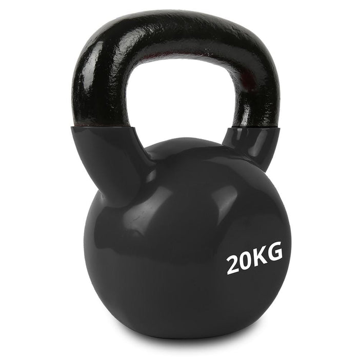 Kettlebell 20kg Vinyl Afterpay Buy Now Australia Fitness at home