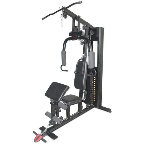 Image of Built to Last SS2 Single Station By Lifespan  Lifespan Fitness Afterpay Online Store Buy Melbourne Sydney