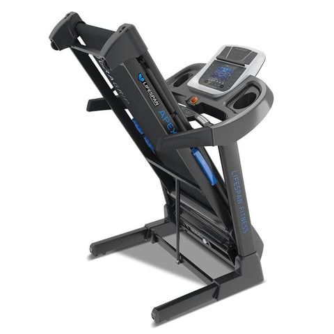 Lifespan Fitness Apex Compact Treadmill Fitness At Home Afterpay Online Store Buy Melbourne Sydney