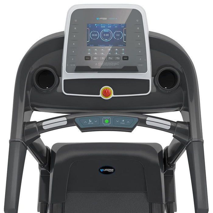 Buy on Afterpay And Zippay Lifespan Boost-R Soft Drop Folding Treadmill Fitness At Home Australia