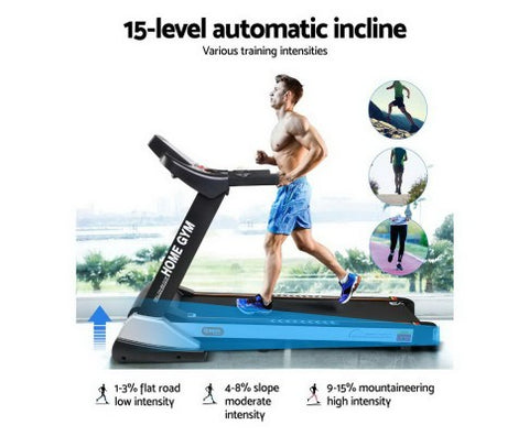 Image of Everfit Foldable Design Treadmill | Fitness At Home