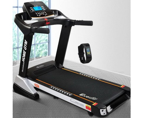 Everfit Foldable Design Treadmill | Fitness At Home