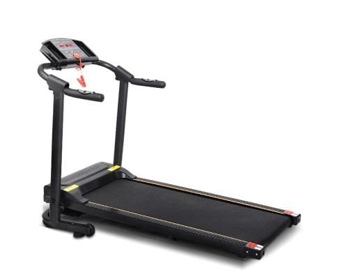 Electric Compact Treadmill For Exercise Fitness By Everfit Fitness At Home Australia Folding Treadmill Compact Afterpay Zip