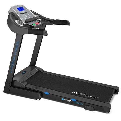 Foldable Pursuit Treadmill With Fitlink