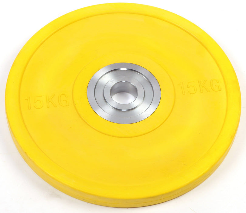15KG PRO Olympic Rubber Bumper Weight Plate Afterpay Buy Now Australia Fitness at  home