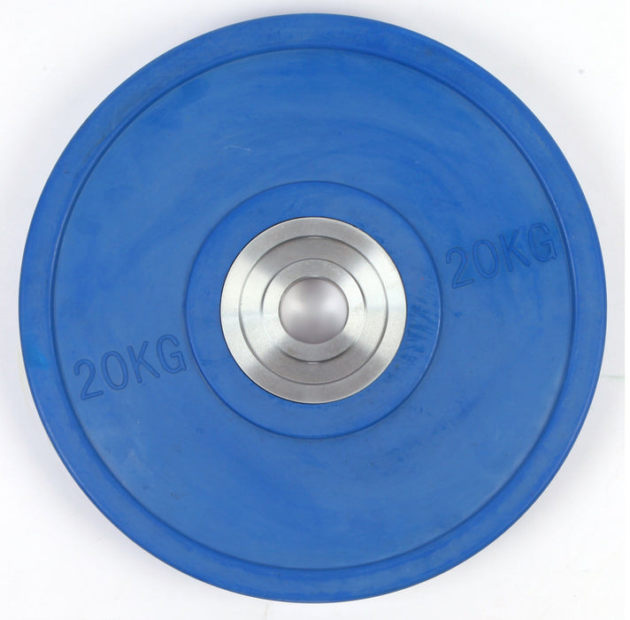 20KG PRO Olympic Rubber Bumper Weight Plate Afterpay Buy Now Australia Fitness at  home