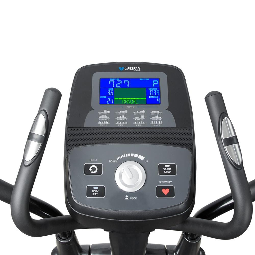 X-41 Cross Trainer By Lifespan Fitness Afterpay Buy Now Australia Fitness at  home