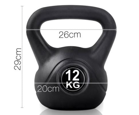 12kg Kettlebells Fitness Exercise Kit Afterpay Buy Now Australia Fitness at  home