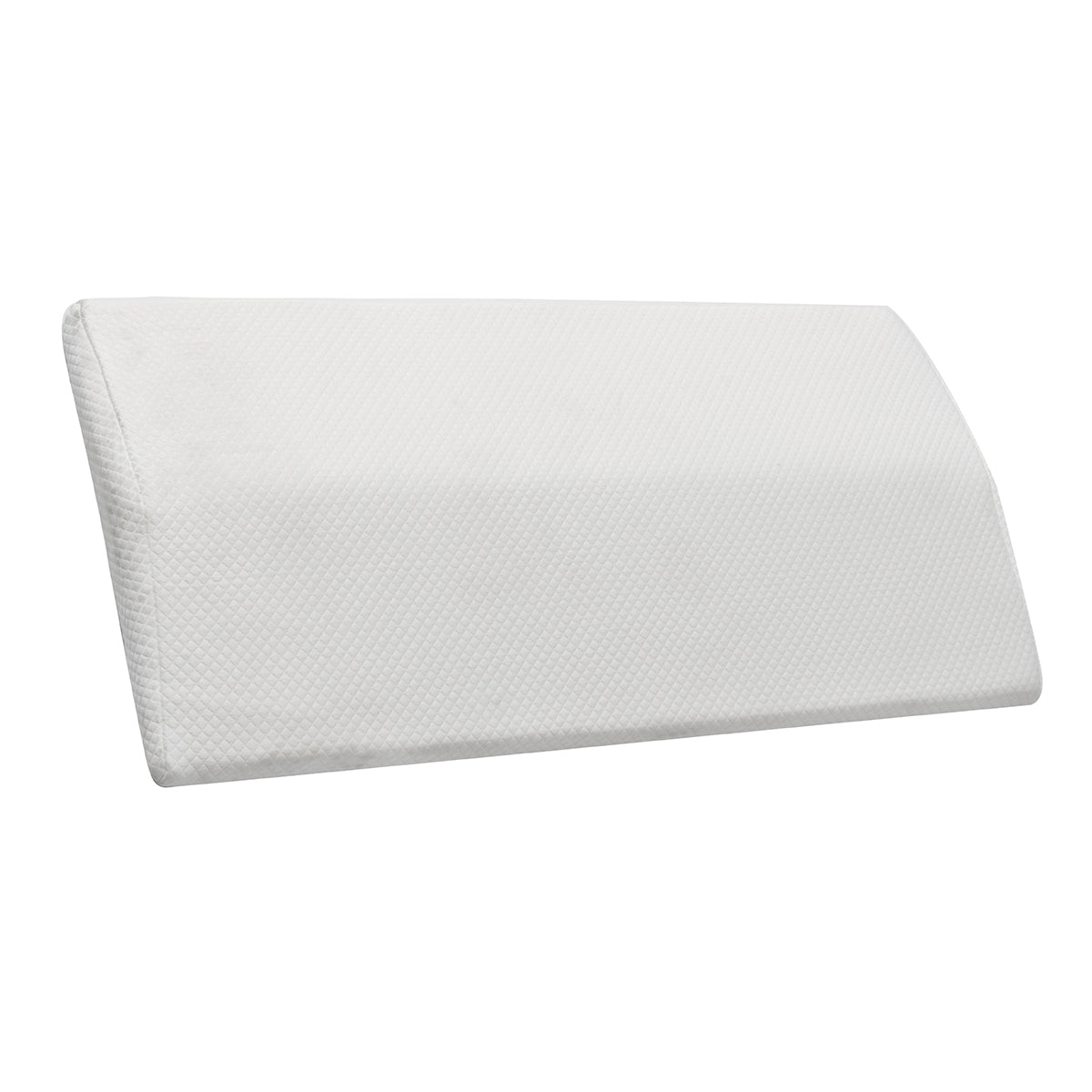 Memory Foam Lumbar Contour Sleeping Pillow