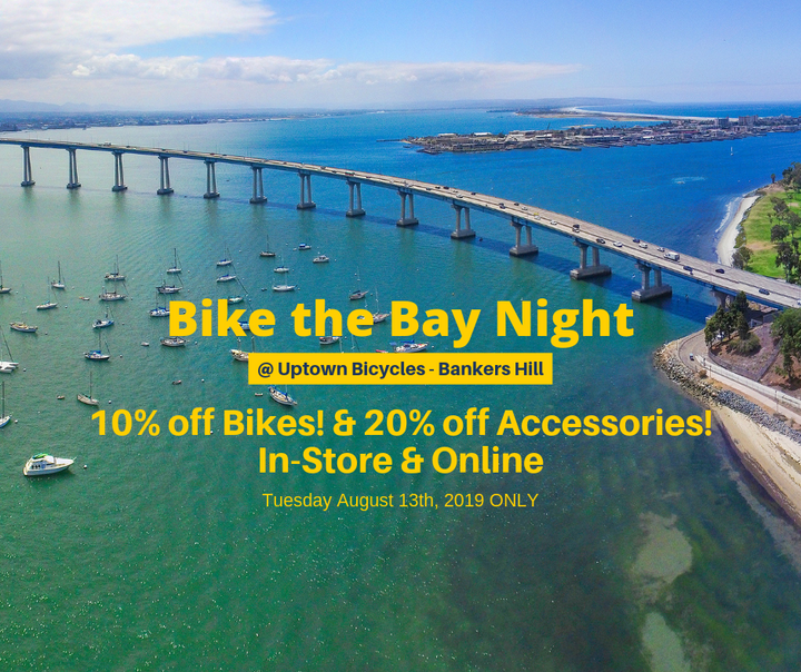 Bike the Bay Night