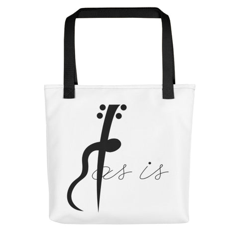 As Is Tote Bag