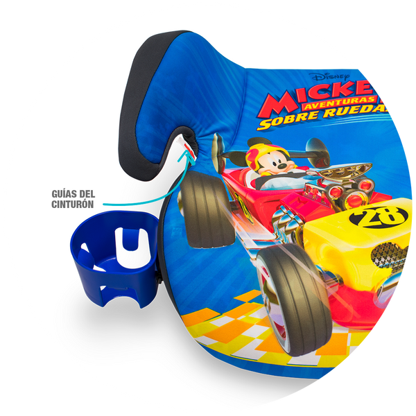 Booster sin respaldo Mickey plus - Briccone