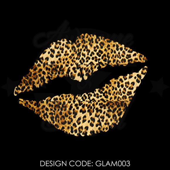 LEOPARD LIPS - GLAM003