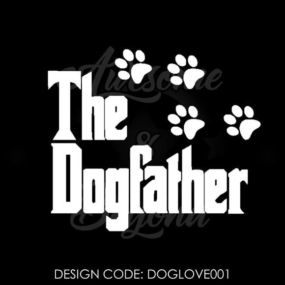 THE DOGFATHER - DOGLOVE002