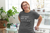 TIRED AS A MOTHER (TYPEWRITER) - MOM004