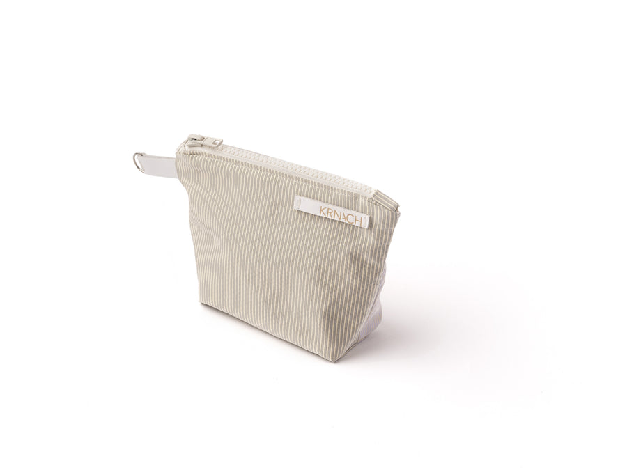 Small Zip Pouch   Noble